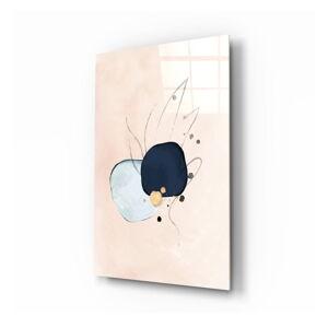 Skleněný obraz Insigne Abstract Hand,46 x72cm