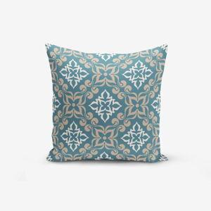 Povlak na polštář s příměsí bavlny Minimalist Cushion Covers Geometric Special Design, 45x45cm