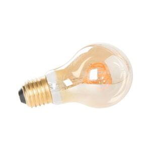 Žárovka ve zlaté barvě White Label Classic E27