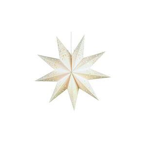 Bílá světelná dekorace Markslöjd Solvalla Multi, ø 45 cm