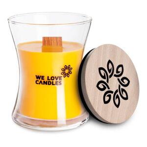 Svíčka ze sójového vosku We Love Candles Honeydew, doba hoření 21 hodin