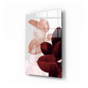 Skleněný obraz Insigne Blanche Yaprak,46 x72cm