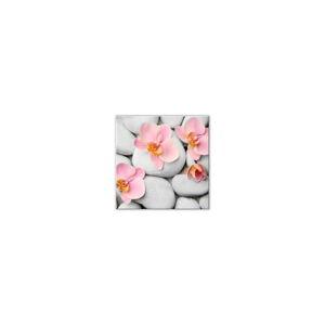 Obraz Styler White Stones, 30 x 30 cm