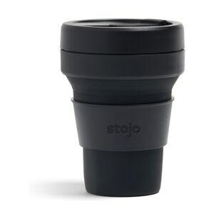 Černý skládací hrnek Stojo Pocket Cup Ink, 355 ml