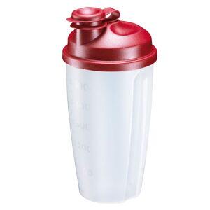 Červený shaker Westmark Apple, 0,5 l