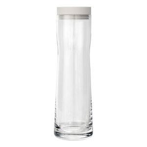 Karafa na vodu s bílým víčkem Blomus Splash, 1 l