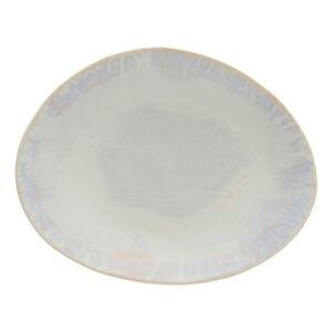Bílý kameninový oválný talíř Costa Nova Brisa