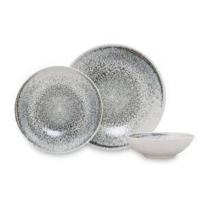 18dílná sada porcelánového nádobí Güral Porselen Midnight Sky