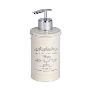 Béžový dávkovač na mýdlo Wenko Home