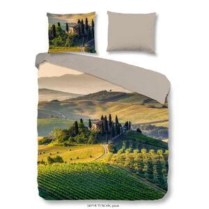 Bavlněné povlečení Good Morning Tuscan, 200 x 200 cm