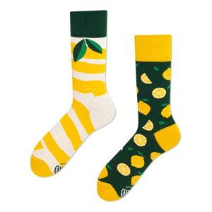 Ponožky Many Mornings The Lemons,vel. 35–38