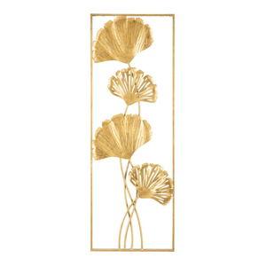 Nástěnná dekorace ve zlaté barvě Mauro Ferretti Sabinela