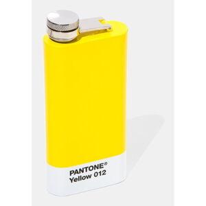 Žlutá placatka Pantone, 150ml