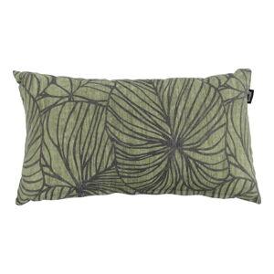 Zelený zahradní polštář Hartman Lily, 30x50cm