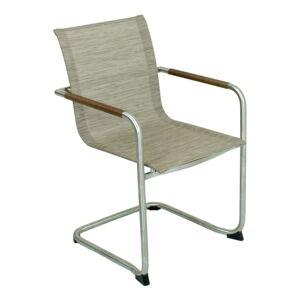 Sada 4 zahradních židlí ADDU Nova