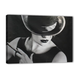 Obraz Styler Canvas Glam Cigaro, 60 x 80 cm