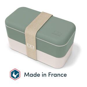 Zelený svačinový box Monbento Original