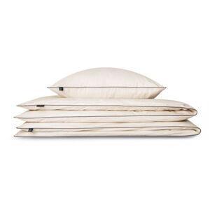Krémově bílý povlak na polštář WeLoveBeds Avorio, 70x80cm