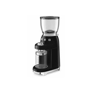 Černý mlýnek na kávu SMEG 50's Retro