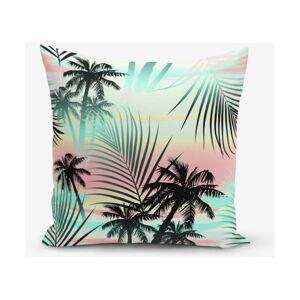 Povlak na polštář s příměsí bavlny Minimalist Cushion Covers Lianny, 45 x 45 cm