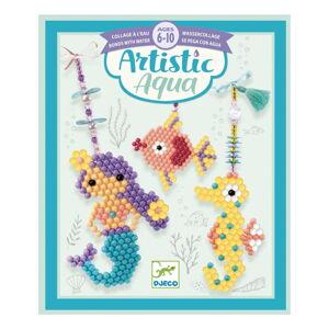Umělecké kuličky Djeco Pod mořem