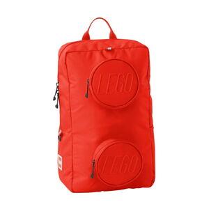Dětský červený batoh LEGO® Signature Brick