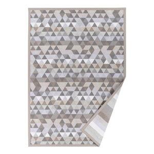 Béžový vzorovaný oboustranný koberec Narma Luke, 160 x 230cm