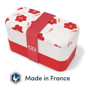 Svačinový box Monbento Original Poppy