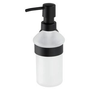 Černo-bílý nástěnný dávkovač mýdla Wenko Bosio