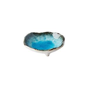 Modrá keramická mistička MIJ Sky, ø9cm