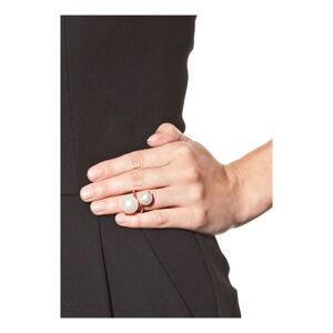 Dámský prsten ve zlaté barvě NOMA Amelia