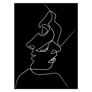Koberec Rizzoli Faces, 160 x 230 cm