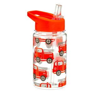 Dětská láhev na vodu Sass & Belle Drink Up Engine,400ml