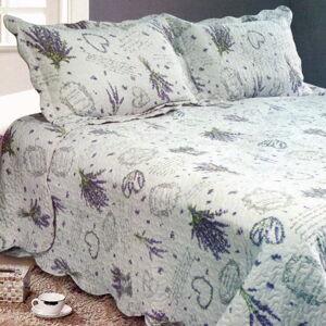 Přehozy přes postel