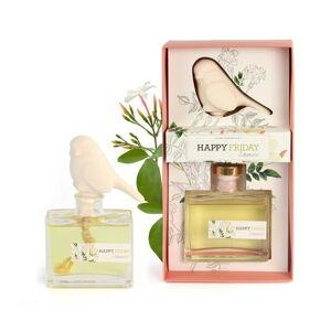 Difuzér s vůní jasmínu HF Living Fragrance, 100 ml