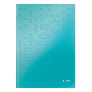 Tyrkysově modrý zápisník Leitz, 80 stran