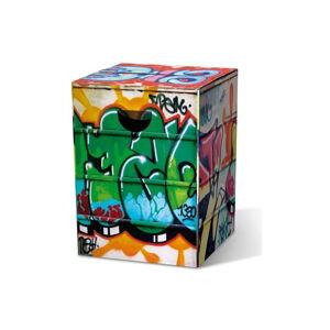 Stolička Remember Graffiti