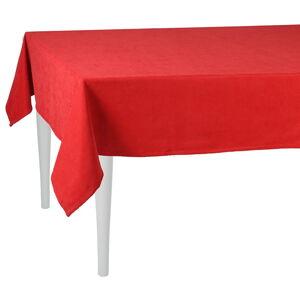 Červený ubrus Mike&Co.NEWYORK Honey Simple 140 x 220 cm