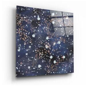 Skleněný obraz Insigne Celestial,40 x40cm