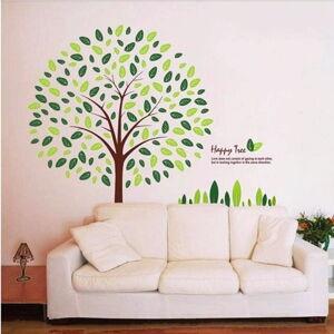 Nástěnná samolepka Ambiance Happy Tree Wall