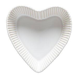 Bílá kameninová forma na pečení Casafina Forma, ø14cm