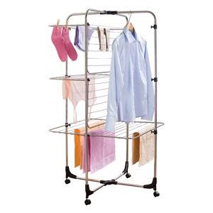 Třípatrový sušák na prádlo Wenko Laundry