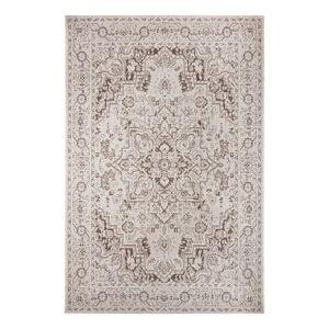 Hnědo-béžový venkovní koberec Ragami Vienna, 160 x 230 cm