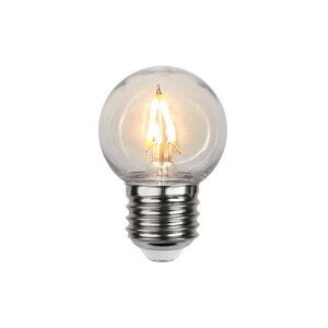 Venkovní LED žárovka Best Season Filament E27 G45