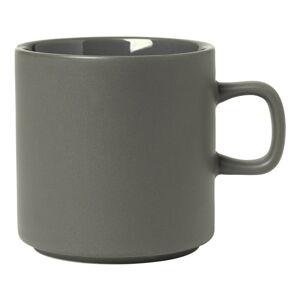 Šedý hrnek na čaj Blomus Pilar,250ml