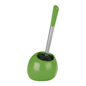 Zelený toaletní kartáč Wenko Polaris Green
