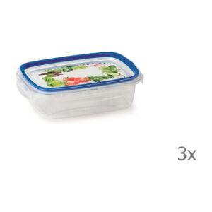 Sada 3 krabiček na potraviny Snips,0,6 l