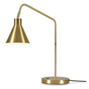 Stolní lampa ve zlaté barvě Citylights Lyon, výška 55cm