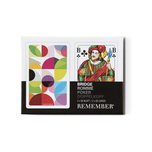 Hrací karty Remember Solena