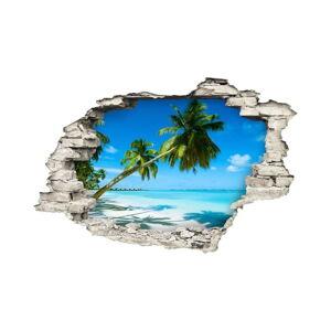 Samolepka Ambiance Landscape at a Beach, 60 x 90 cm